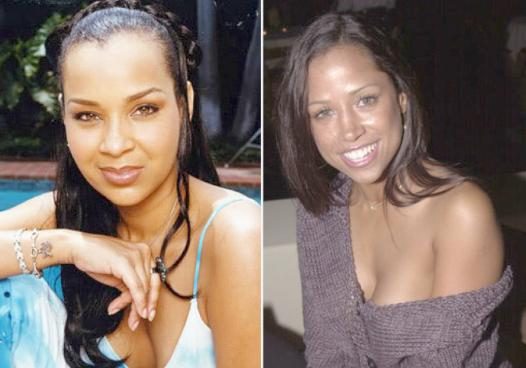 lisaray & stacey dash