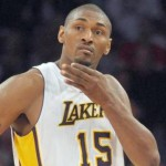 Metta World Peace Agrees to Two-Year Contract With New York Knicks
