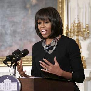 michelle obama & beasts of the southern wild