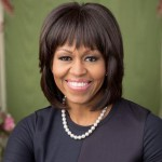 Michelle Obama's 2nd Term Official Portrait Revealed