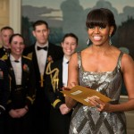 FLOTUS Presents 'Argo' with Best Picture Award (+ Complete List of Winners)