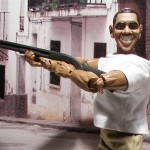 Obama Skeet Shooting Action Figures Now on Sale