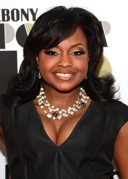 Real Housewives of Atlanta's Phaedra Parks attends the Ebony Power 100 Gala at Jazz at Lincoln Center on November 2, 2012 in New York City