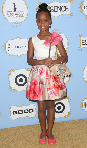 Actress Qvenzhane Wallis attends the Sixth Annual ESSENCE Black Women In Hollywood Awards Luncheon at the Beverly Hills Hotel on February 21, 2013 in Beverly Hills