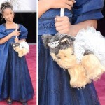 Quvenzhané Wallis Boosts Doggy Bag (Purse) Sales