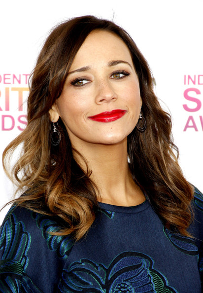 "Actress Rashida Jones (""The Office,"" ''Parks and Recreation"") is 37 today"