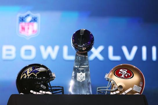 ravens vs 49ers (super bowl)
