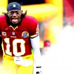 Robert Griffin III A/K/A RG3 Wins AP Offensive Rookie of the Year Award