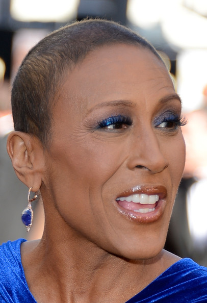 Robin Roberts arrives at the Oscars at Hollywood & Highland Center on February 24, 2013 in Hollywood