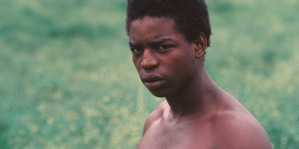 LeVar Burton in Roots, 1977.