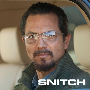 Benjamin Bratt in SNITCH.