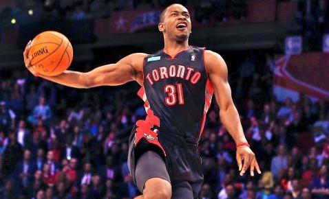 terrence ross (nba slam dunk champ)