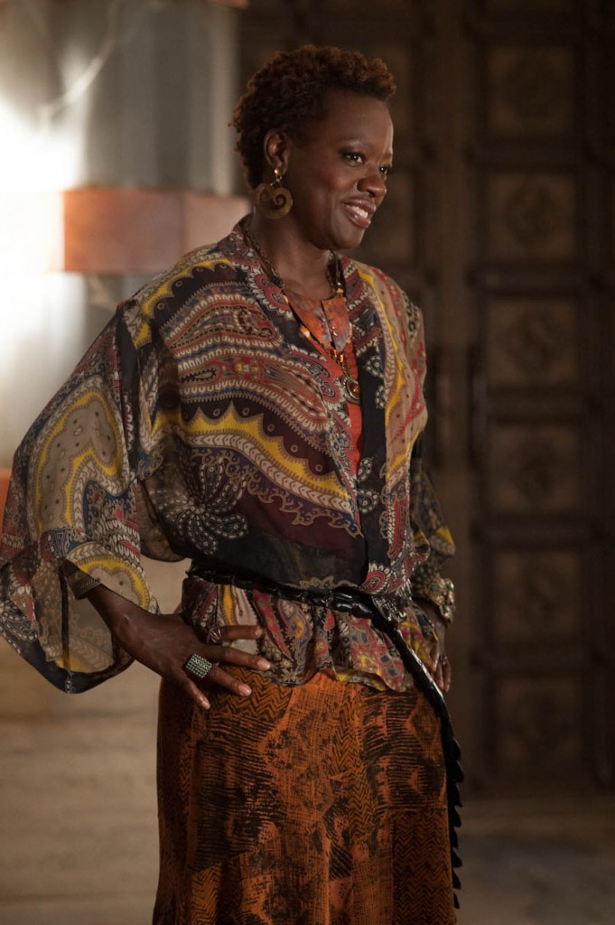 "VIOLA DAVIS as Amma in Alcon Entertainment's supernatural love story ""BEAUTIFUL CREATURES,"" a Warner Bros. Pictures release."