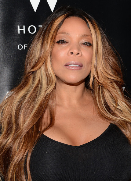 TV personality Wendy Williams attends the W LOVE Hangover Ball at W Union Square on November 28, 2012 in New York City