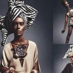 Numero Magazine Puts White Model in Blackface for 'African Queen' Spread (Pics)