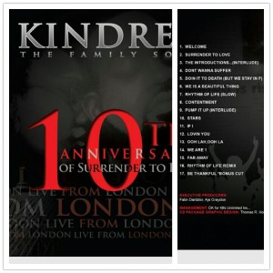 Kindred the Family Soul - Live from London