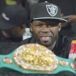 Ringside Update: Curtis '50 Cent' Jackson a Fresh Face In Boxing with His SMS Promtions