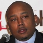 Swimming with FUBU's Daymond John of 'Shark Tank'