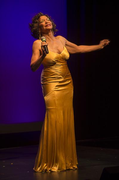Freda Payne performs Lena Horne