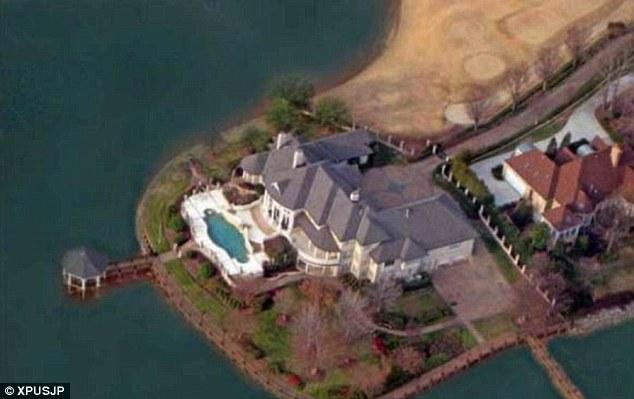 Jordan's house