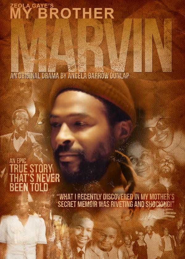 MARVIN GAYE, POSTER, PLAY 600