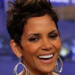 Halle Berry's Breasts Distract Jay Leno (Watch)