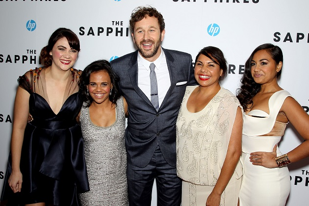 "New York Premiere of ""The Sapphires"" hosted by The Weinstein Company & HP"