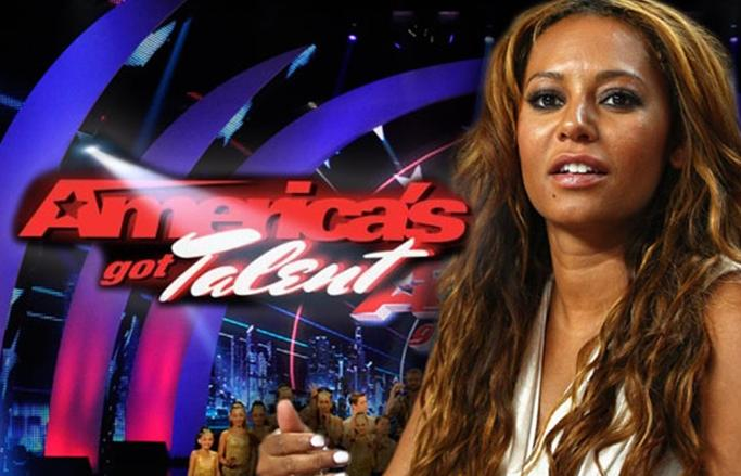 americas got talent (mel b)