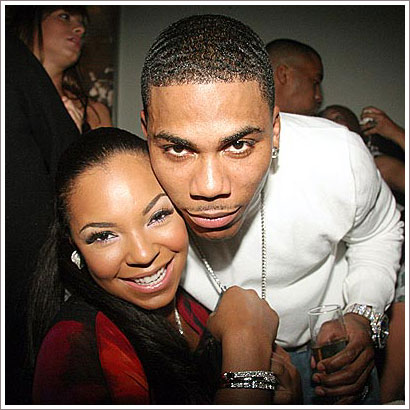 Ashanti Acts Brand New When Questions About Nelly Come Up ...