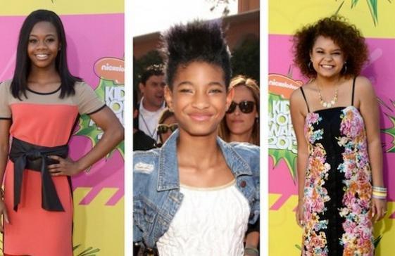 celebrity teens & tweens