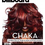 Chaka Khan on the Cover of Billboard for 60th Birthday
