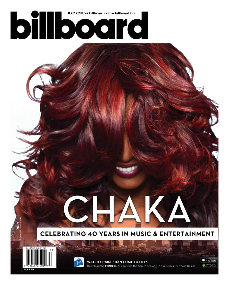chaka khan billboard cover image