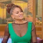 Claudia Jordan Tells Wendy why She's Omarosa's Newest Enemy (Watch)