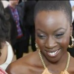 Danai Gurira Talks Kicking Butt, What's Next on 'Walking Dead' (Watch)