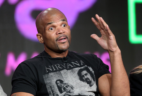 "Darryl McDaniels of.Run DMC speaks onstage during ""The 80's the decade that made us"" panel discussion at the National Geographic Channels portion of the 2013 Winter TCA Tourduring 2013 Winter TCA Tour - Day 1 at Langham Hotel on January 4, 2013 in Pasadena"