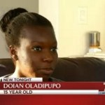 Girl Hides In Closet During Burglary and Robbers' Voices Heard by 911 Operator (Video)