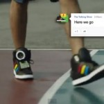 Is Google Running New Shoes In Stores?