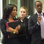 Don Cheadle on 'House of Lies' Newbies Nia Long and Larenz Tate