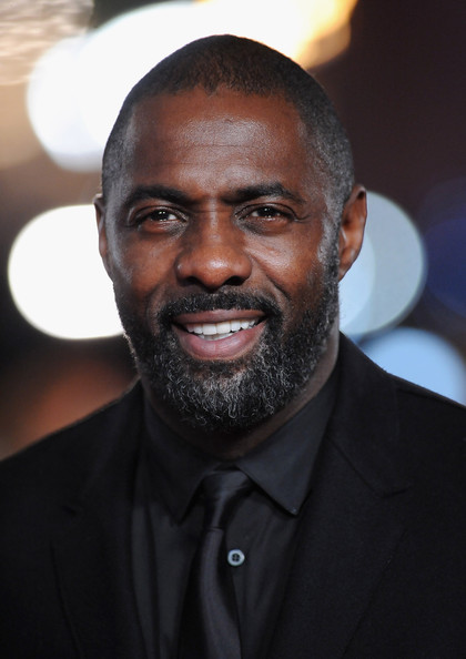 "Actor Idris Elba attends the ""Les Miserables"" World Premiere at the Odeon Leicester Square on December 5, 2012 in London"