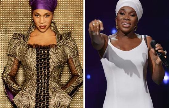 india.arie (new and old)