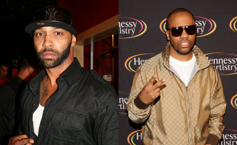 joe budden & consequence