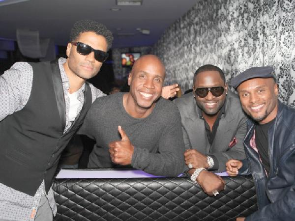 johnny gill & pals