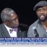 Kansas City Mayor's State of the City Speech Interrupted by Angry Resident (Video)