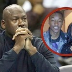 Alleged Baby Mama Urged to Sue Michael Jordan by Her Son