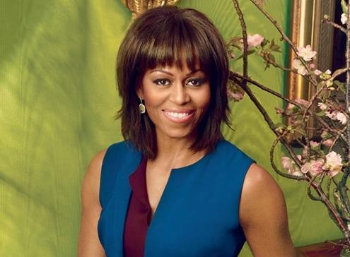 michelle obama (vogue cover)1