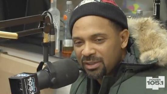 mike epps (on power 105)