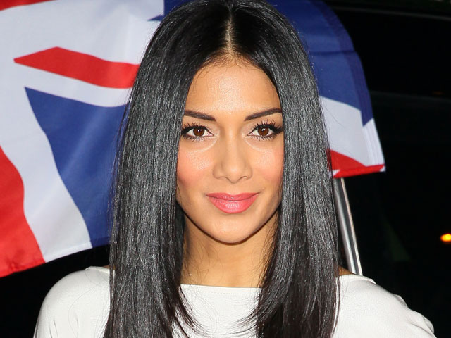Singer Nicole Scherzinger of Pussycat Dolls is 37