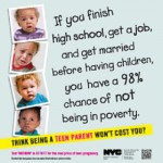 NYC Teen Pregnancy Campaign Under Fire for Harsh Ads