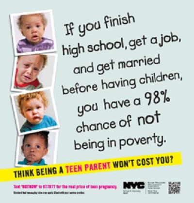 nyc teen pregnancy