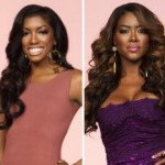 Kenya Moore Already Commenting about Porsha's Divorce